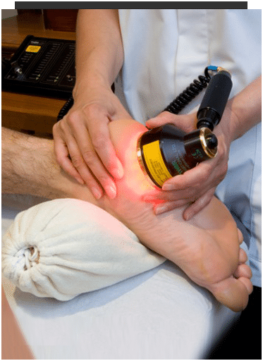 Low Level Laser Therapy Burnside